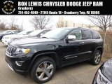 2014 Black Forest Green Pearl Jeep Grand Cherokee Limited 4x4 #92238013
