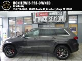 2014 Granite Crystal Metallic Jeep Grand Cherokee SRT 4x4 #92238012