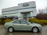2008 Moss Green Metallic Ford Fusion SEL #92237947