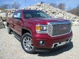 2014 Sonoma Red Metallic GMC Sierra 1500 Denali Crew Cab 4x4 #92238201