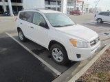2011 Super White Toyota RAV4 I4 4WD #92237913