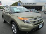 2013 Ginger Ale Metallic Ford Explorer Limited #92262206
