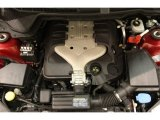 2009 Pontiac G8 Engines
