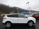 2013 Oxford White Ford Escape SE 2.0L EcoBoost 4WD #92265039