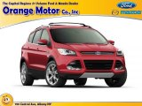 2014 Ruby Red Ford Escape SE 1.6L EcoBoost 4WD #92265172