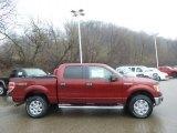 2014 Sunset Ford F150 XLT SuperCrew 4x4 #92265035