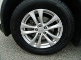 Infiniti FX 2010 Wheels and Tires