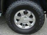 2009 Hummer H3 T Alpha Wheel