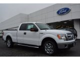 2014 Oxford White Ford F150 XLT SuperCab #92265063
