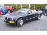 2006 Black Ford Mustang GT Premium Convertible #92265019