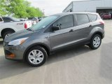 2014 Sterling Gray Ford Escape S #92265010