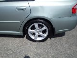 Subaru Legacy 2009 Wheels and Tires