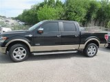 2014 Tuxedo Black Ford F150 King Ranch SuperCrew #92265006