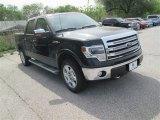 2014 Tuxedo Black Ford F150 Lariat SuperCrew 4x4 #92265003