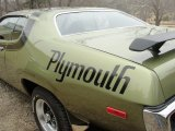 Plymouth Satellite Badges and Logos