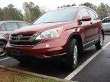 2010 Tango Red Pearl Honda CR-V EX-L AWD #92304460