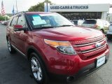 2013 Ruby Red Metallic Ford Explorer Limited 4WD #92304370