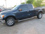 2014 Blue Jeans Ford F150 XLT SuperCab #92304360
