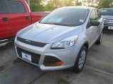 2014 Ingot Silver Ford Escape S #92304349