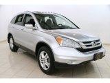 2011 Alabaster Silver Metallic Honda CR-V EX-L 4WD #92304671