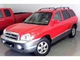 2005 Hyundai Santa Fe LX 3.5