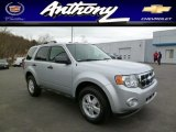 2012 Ingot Silver Metallic Ford Escape XLT 4WD #92304807