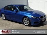 2014 Estoril Blue BMW 3 Series 328i Sedan #92304561