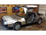 Delorean Data, Info and Specs