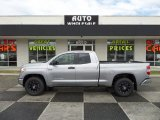 2014 Magnetic Gray Metallic Toyota Tundra SR5 Double Cab #92344068