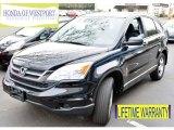 2011 Crystal Black Pearl Honda CR-V LX 4WD #92343807