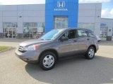 2011 Urban Titanium Metallic Honda CR-V LX 4WD #92344152