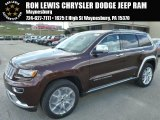 2014 Deep Auburn Pearl Jeep Grand Cherokee Summit 4x4 #92343967