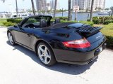 2005 Black Porsche 911 Carrera Cabriolet #92343959