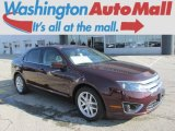 2011 Bordeaux Reserve Metallic Ford Fusion SEL #92343872
