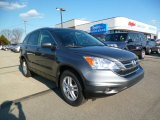 2011 Polished Metal Metallic Honda CR-V EX-L 4WD #92344287