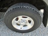 Ford Ranger 1999 Wheels and Tires