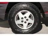 Jeep Grand Cherokee 1994 Wheels and Tires
