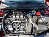 2013 Ford Taurus Engines