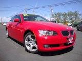 2009 Crimson Red BMW 3 Series 328i Convertible #92344093