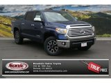 2014 Blue Ribbon Metallic Toyota Tundra Limited Crewmax 4x4 #92388301