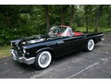 Ford Thunderbird 1957 Data, Info and Specs