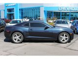2013 Blue Ray Metallic Chevrolet Camaro LT Coupe #92388397