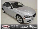 2014 Glacier Silver Metallic BMW 3 Series 320i Sedan #92388669