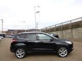 2014 Tuxedo Black Ford Escape Titanium 2.0L EcoBoost 4WD #92388481