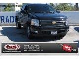 2013 Black Chevrolet Silverado 1500 LTZ Crew Cab #92388559