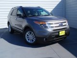 2014 Sterling Gray Ford Explorer XLT #92388632
