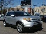 2013 Ingot Silver Metallic Ford Explorer Limited 4WD #92388904