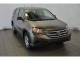 2014 Urban Titanium Metallic Honda CR-V LX #92388357