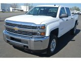 2015 Chevrolet Silverado 2500HD LT Crew Cab Data, Info and Specs