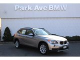 2014 Cashmere Silver Metallic BMW X1 xDrive28i #92388413